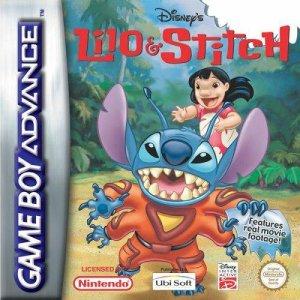 Lilo & Stitch per Game Boy Advance