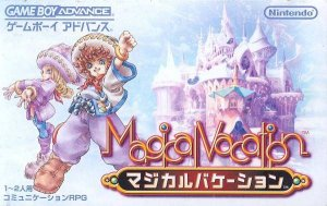 Magical Vacation per Game Boy Advance
