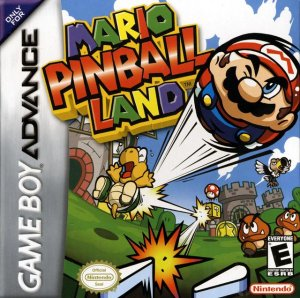 Mario Pinball per Game Boy Advance