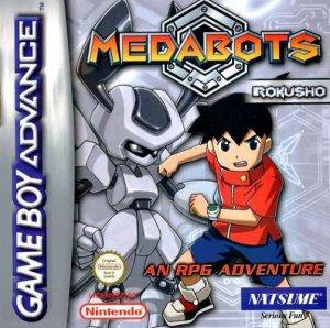 Medabots AX (Rokusho e Metabee Version) per Game Boy Advance