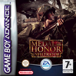Medal Of Honor: Infiltrator per Game Boy Advance