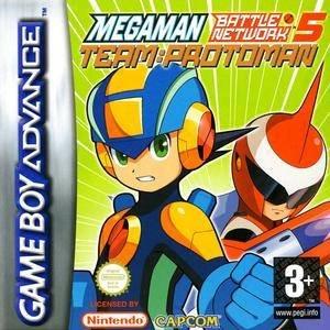 Mega Man Battle Network 5: Team Protoman per Game Boy Advance