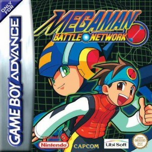 Mega Man Battle Network per Game Boy Advance