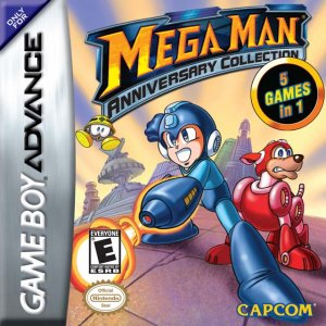 Mega Man Anniversary Collection per Game Boy Advance