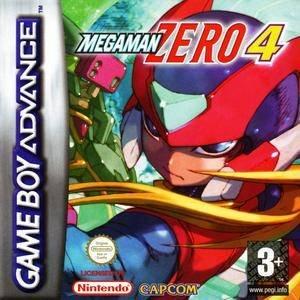 Mega Man Zero 4 per Game Boy Advance