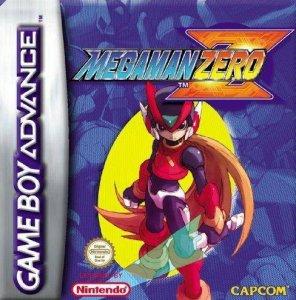 Megaman Zero per Game Boy Advance