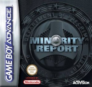 Minority Report: Everybody Runs per Game Boy Advance