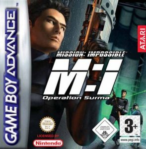 Mission Impossible: Operation Surma per Game Boy Advance