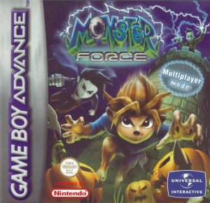 Monster Force per Game Boy Advance