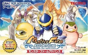 Monster Farm Mania per Game Boy Advance