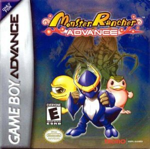 Monster Rancher Advance per Game Boy Advance