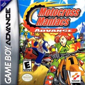 Motocross Maniacs Advance per Game Boy Advance