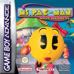 Ms Pac-Man: Maze Madness per Game Boy Advance