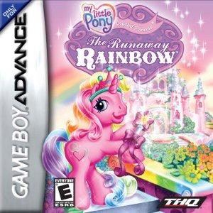 My Little Pony: Crystal Princess Runaway Rainbow per Game Boy Advance