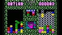 Dr. Robotnik's Mean Bean Machine - Gameplay