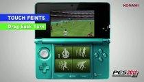 Pro Evolution Soccer 2012 3D - Un trailer di gameplay