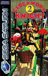 Clockwork Knight 2 per Sega Saturn