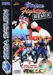 Virtua Fighter Remix per Sega Saturn