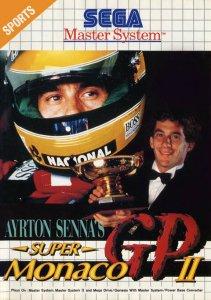 Ayrton Senna's Super Monaco GP II per Sega Master System