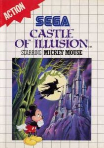 Castle of Illusion starring Mickey Mouse per Sega Master System