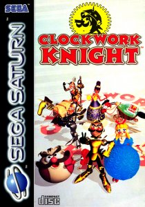 Clockwork Knight per Sega Saturn