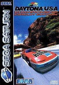 Daytona USA: Championship Circuit Edition per Sega Saturn