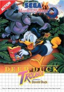 Deep Duck Trouble per Sega Master System