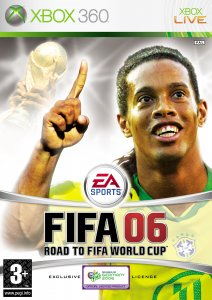 FIFA 06: Road to FIFA World Cup per Xbox 360