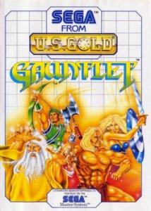 Gauntlet per Sega Master System