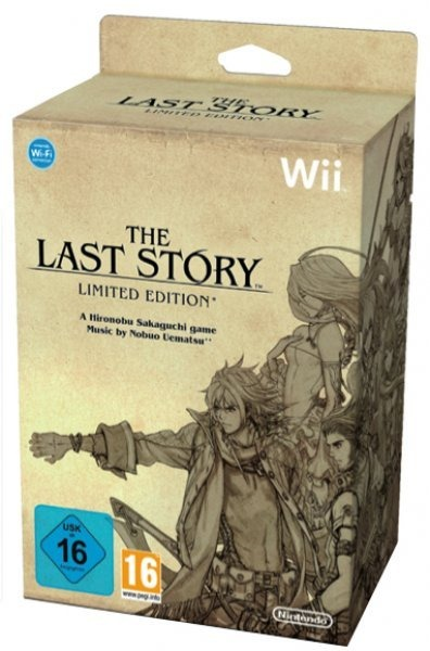 The Last Story Limited Edition anche in Europa