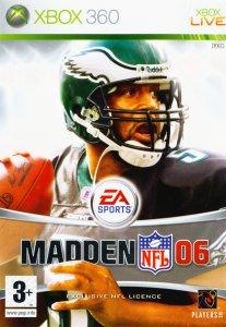 Madden NFL 06 per Xbox 360