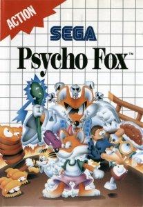 Psycho Fox per Sega Master System