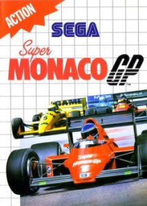 Super Monaco GP per Sega Master System