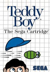 Teddy Boy per Sega Master System