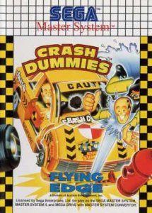 The Incredible Crash Dummies per Sega Master System