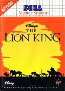 The Lion King per Sega Master System