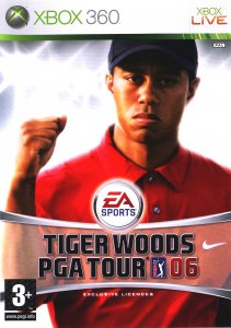 Tiger Woods PGA Tour 06 per Xbox 360