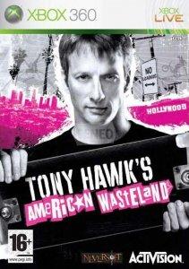 Tony Hawk's American Wasteland per Xbox 360