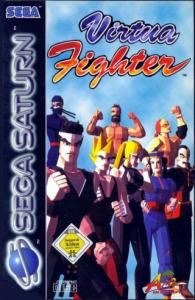 Virtua Fighter per Sega Saturn