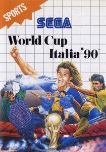 World Cup Italia '90 per Sega Master System