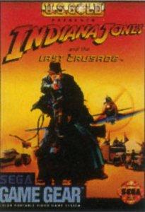 Indiana Jones And The Last Crusade per Sega Game Gear
