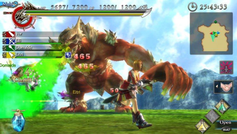 Ragnarok Odyssey e Orgarhythm arriveranno in occidente