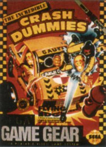 The Incredible Crash Dummies per Sega Game Gear