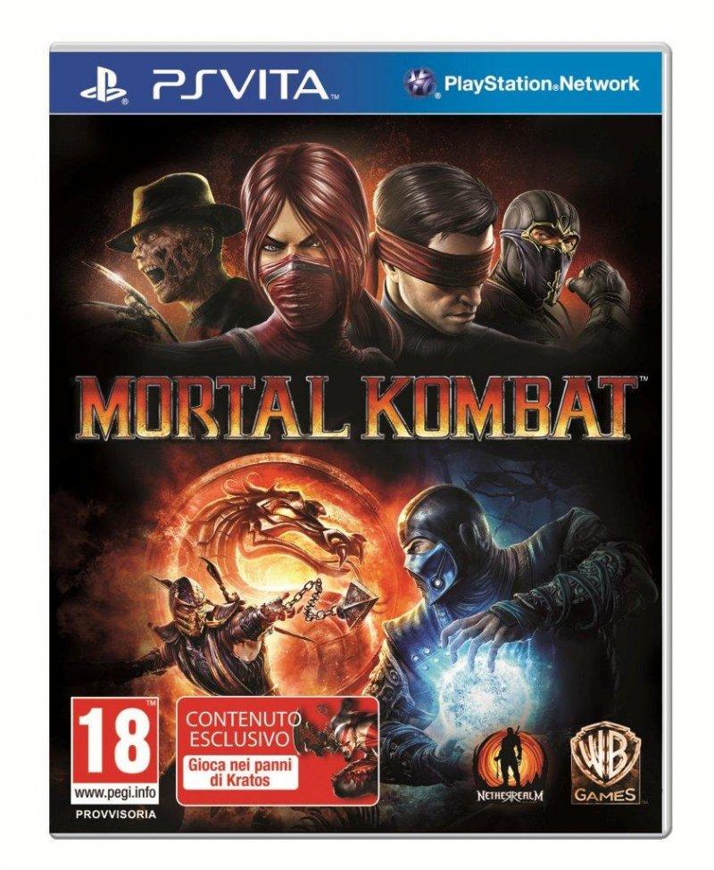 Mortal Kombat anche su PlayStation Vita: è ufficiale