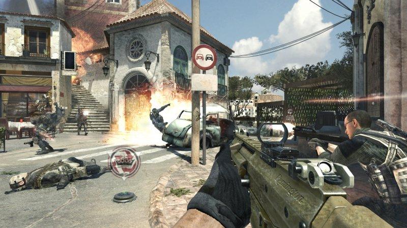 In calo le vendite della serie Call of Duty