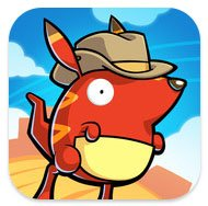Run Roo Run per iPhone