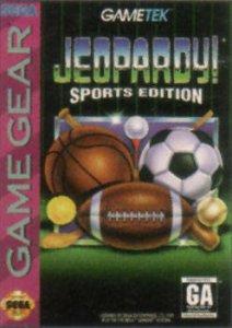 Jeopardy! Sports Edition per Sega Game Gear