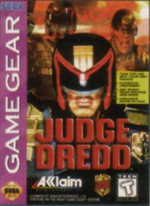 Judge Dredd per Sega Game Gear