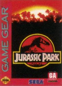 Jurassic Park per Sega Game Gear