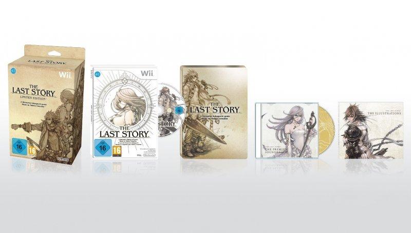 The Last Story: due immagini della limited edition